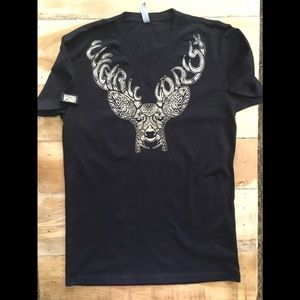 Electric Forest Official Event Vneck Tee